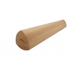 BWM8 Triangle Domed Sides Wood Mandrel