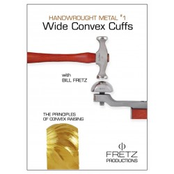 D1  WIDE CONVEX CUFFS