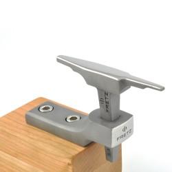 B5 Bezel Rolled Edge Flat Stake  80 x 11.5 mm