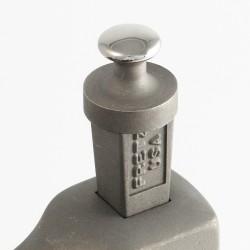 M5 Mushroom Low Dome Stake (10 mm)