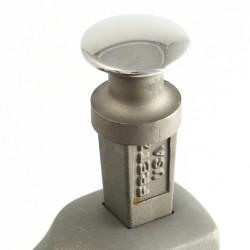 M8 Mushroom Low Dome Stake  (18 mm)