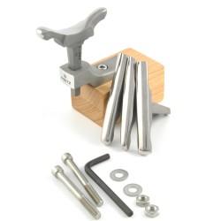 Set #7 Hollow Ring Stake Set