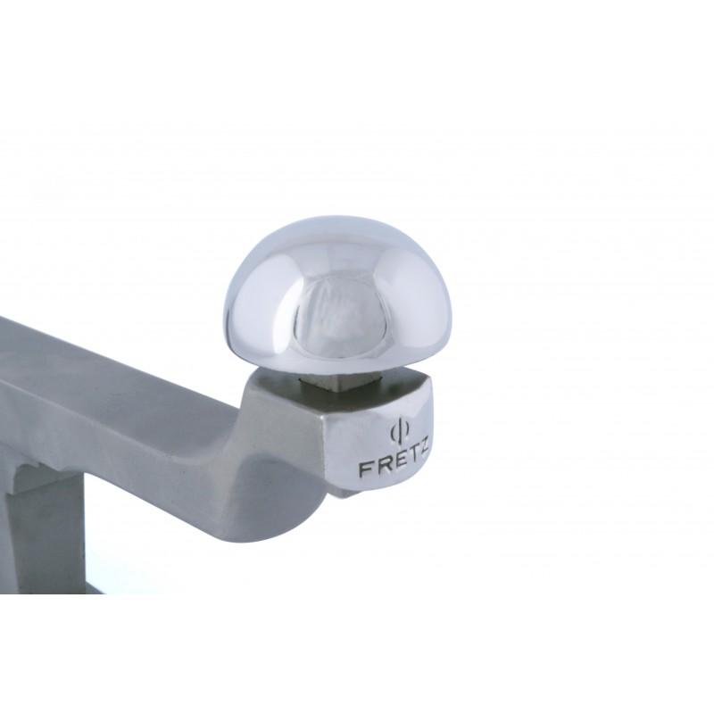"M-101 High Dome Mushroom Stake / 1 3/8"" or 35 mm Round"