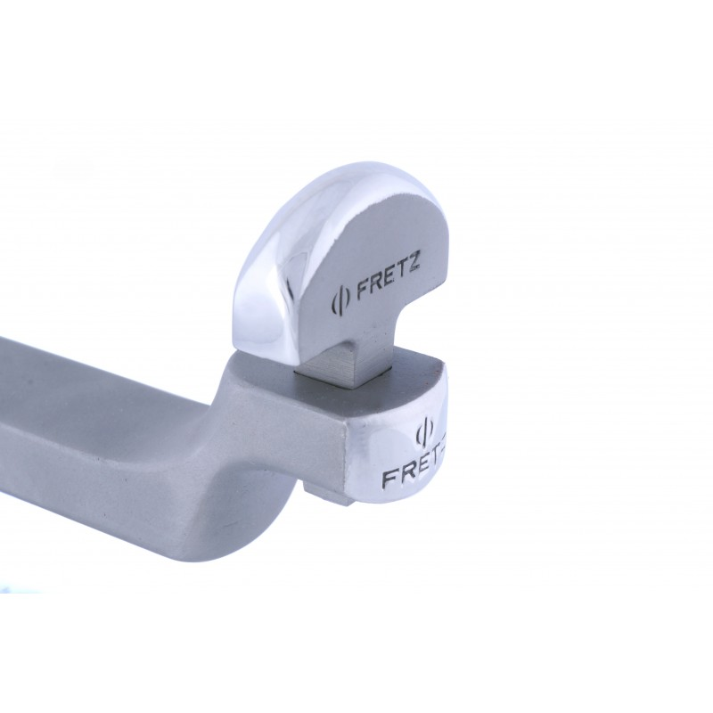"M-114  10 mm Convex Cuff Stake/ 1 7/16"" or 36 mm Long"