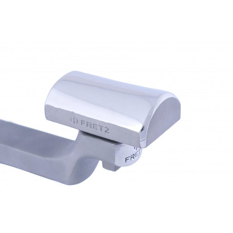"M-118 Medium Flat Cuff Stake / 2 1/16"" or 52 mm Long"